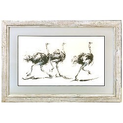 L2181 Driftwood Well Hung Frames and Prints