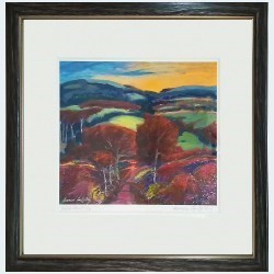Minerva Reeves picture framing